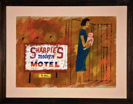 Sharpie's Modern Motel