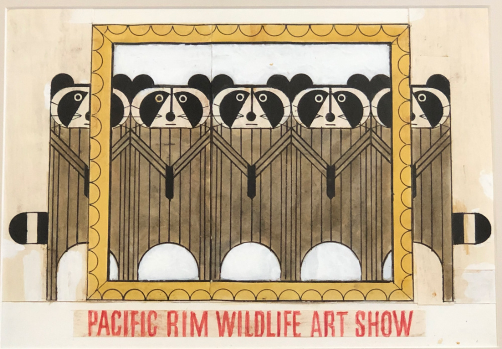 Pacific Rim Wildlife Art Show